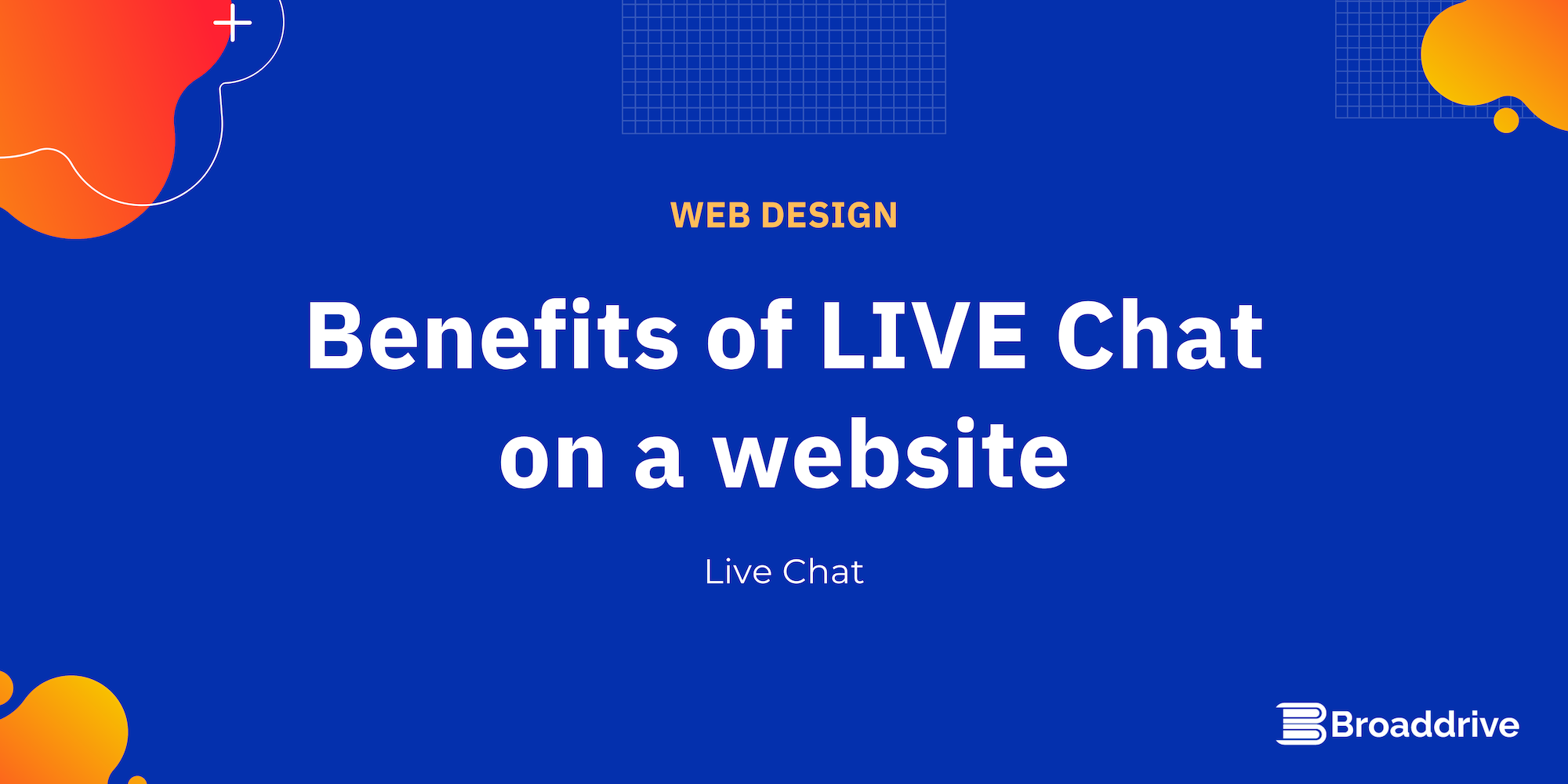 Benefits of Live Chat on a Website